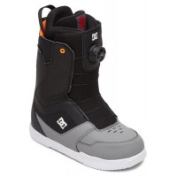 DC Scout s Snowboard Boots - Frost Grey Gray MHEE7753
